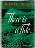 Books:Mystery & Detective Fiction, Agatha Christie. There is a Tide...New York: Dodd, Mead& Company, 1948. First edition, first printing. Publisher's ...