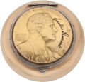 Political:Presidential Relics, Harry S. Truman: Personally Owned FDR Silver Dollar Pill Box....