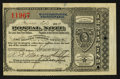Miscellaneous:Other, Waynesborough, PA- Postal Note Type V 5¢ June 22, 1894. ...