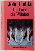 Books:Non-American Editions, John Updike. Gott und die Wilmots. Hamburg: Rowohlt, [1998].First German edition of Updike's In the Beauty of the...