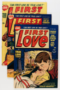 Golden Age (1938-1955):Romance, First Love Illustrated File Copies Group (Harvey, 1950-63)Condition: FN/VF.... (Total: 74 Comic Books)