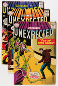Silver Age (1956-1969):Horror, Tales of the Unexpected Group (DC, 1956-67) Condition: Average VG.... (Total: 41 Comic Books)