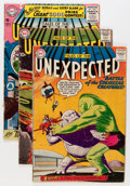 Silver Age (1956-1969):Horror, Tales of the Unexpected Group (DC, 1957-68) Condition: AverageGD-.... (Total: 35 Comic Books)