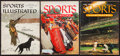"Baseball Collectibles:Publications, 1954-59 ""Sports Illustrated"" Magazines Lot of 3 - With 1st TwoIssues...."