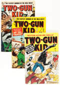 Silver Age (1956-1969):Western, Two-Gun Kid Group (Marvel, 1948-59) Condition: Average FN-....(Total: 15 Comic Books)