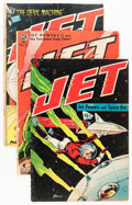 Golden Age (1938-1955):Science Fiction, Jet Powers #1-4 Group (Magazine Enterprises, 1950-51).... (Total: 4Comic Books)