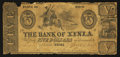 Obsoletes By State:Ohio, Xenia, OH- The Bank of Xenia Altered $5 Apr. 11, 1839 A5 (SENC)Wolka 2889-10. ...