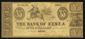 Obsoletes By State:Ohio, Xenia, OH- Bank of Xenia (The Second) Altered $5 Faded A5 Wolka2889-10. ...