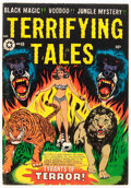 Golden Age (1938-1955):Horror, Terrifying Tales #11 (Star Publications, 1953) Condition: VG/FN....