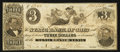 Obsoletes By State:Ohio, Xenia, OH- The State Bank of Ohio, Xenia Branch Counterfeit $3 Aug.14, 1861 Wolka 2893-20. ...