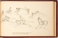 Books:Americana & American History, [US Military]. West Point Life: A Poem. Illustrated withengravings, after pen and ink sketched by a cadet (Charles ...