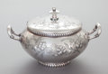 Silver Holloware, American:Other , A ROGERS, SMITH & CO. SILVER-PLATED COVERED CASSEROLE DISH.Rogers, Smith & Co., New Haven, Connecticut, circa 1885. Marks:...