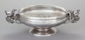 Silver Holloware, American:Bowls, A PAIRPOINT SILVER-PLATED CENTER BOWL. Pairpoint Mfg. Co., NewBedford, Massachusetts, circa 1890. Marks: PAIRPOINT MFG.C...