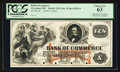 Obsoletes By State:Ohio, Cleveland, OH- The Bank of Commerce $10 G16a Wolka 0700-19 Proof....