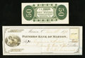 Obsoletes By State:Ohio, Marion, OH- F. C. Ruehrmund 50¢ Wolka 1587-04. ... (Total: 2 items)
