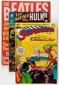 Silver Age (1956-1969):Miscellaneous, Comic Books - Assorted Silver and Bronze Age Comics Group (VariousPublishers, 1950s-'70s) Condition: Average GD+.... (Total: 33 ComicBooks)