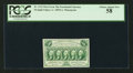 Fractional Currency:First Issue, Fr. 1312 50¢ First Issue PCGS Choice About New 58.. ...