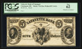 Obsoletes By State:Ohio, Cincinnati, OH- The Lafayette Bank of Cincinnati $5 G24a Wolka0537-14/16 Proof. ...