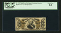 Fractional Currency:Third Issue, Fr. 1324 50¢ Third Issue Spinner PCGS Choice New 63.. ...