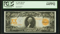 Large Size:Gold Certificates, Fr. 1186 $20 1906 Gold Certificate PCGS Very Choice New 64PPQ.. ...