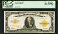 Large Size:Gold Certificates, Fr. 1173 $10 1922 Gold Certificate PCGS Very Choice New 64PPQ.. ...