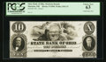Obsoletes By State:Ohio, Marietta, OH- The State Bank of Ohio, Marietta Branch $10 G900Wolka 1563-31 Proof. ...