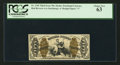 Fractional Currency:Third Issue, Fr. 1345 50¢ Third Issue Justice PCGS Choice New 63.. ...