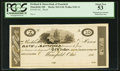 Obsoletes By State:Ohio, Mansfield, OH- The Richland & Huron Bank of Mansfield $10 G18Wolka 1541-11 Proof. ...