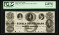 Obsoletes By State:Ohio, Tiffin, OH- Seneca County Bank $3 G4 Wolka 2533-04 Proof. ...