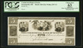 Obsoletes By State:Ohio, Portsmouth, OH- The Commercial Bank of Scioto $5 G26 Wolka 2257-13Proof. ...