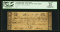 Obsoletes By State:Ohio, New Lisbon, OH- The Columbiana Bank of New Lisbon Counterfeit $1Oct. 8, 1816 Wolka 1848-08 . ...