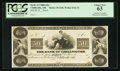 Obsoletes By State:Ohio, Chillicothe, OH- Bank of Chillicothe $50 G68 Wolka 0341-51 Proof....
