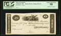 Obsoletes By State:Ohio, Cincinnati, OH- The Bank of Cincinnati $10 Wolka 0375-30 Proof. ...