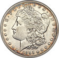 Morgan Dollars, 1893-S $1 XF40 ANACS....