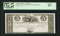 Obsoletes By State:Ohio, Cincinnati, OH- The Commercial Bank of Cincinnati $5 Wolka 0425-15Proof. ...