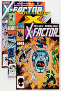 Modern Age (1980-Present):Superhero, X-Factor #1-149 Near Complete Run Plus Short Box Group (Marvel,1986-98) Condition: Average NM....