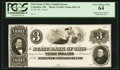 Obsoletes By State:Ohio, Columbus, OH- The State Bank of Ohio, Franklin Branch $3 G490 Wolka0893-18 Proof. ...