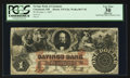 Obsoletes By State:Ohio, Cincinnati, OH- The Savings Bank of Cincinnati $1 June 1, 1857 G4aWolka 0617-02. ...