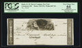 Obsoletes By State:Ohio, Cincinnati, OH- The Bank of J.H. Piatt & Co. Post Note Wolka0657-02 Proof. ...