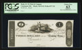 Obsoletes By State:Ohio, Cincinnati, OH - Bank of J. H. Piatt & Company $3 Haxby 110-G18Wolka 0377-20 Proof. ...
