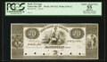 Obsoletes By State:Ohio, Painesville, OH- The Bank of Geauga $20 G12 Wolka 2154-21 Proof....