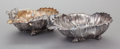 Silver & Vertu:Hollowware, A PAIR OF PAIRPOINT SILVER-PLATED FIGURAL NUT BOWLS. Pairpoint Mfg. Co., New Bedford, Massachusetts, circa 1900. Marks: PA... (Total: 2 )