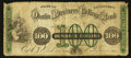 Obsoletes By State:Ohio, Oberlin, OH- The Oberlin Business College Bank $100 Undated WolkaUNL. ...