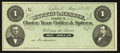 Obsoletes By State:Ohio, Tiffin, OH- Martin & Negele $1 May 1, 1877 Wolka 2527-03. ...