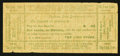Obsoletes By State:Ohio, Paulding, OH- The Lion Store 5¢ Advertising Note Sep. 1, 1899 WolkaUNL. ...