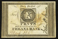Obsoletes By State:Ohio, Urbana, OH- The Urbana Bank 10¢ Wolka 2674-02. ...
