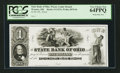 Obsoletes By State:Ohio, Wooster, OH- The State Bank of Ohio, Wayne County Branch in Wooster$1 Haxby 5-G1576 Wolka 2870-04 Proof. ...