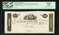 Obsoletes By State:Ohio, Hamilton, OH- The Bank of Hamilton $10 Haxby 235-G28 Wolka 1235-17Proof. ...