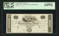 Obsoletes By State:Ohio, Wooster, OH- German Bank of Wooster $10 Haxby 445-G34 Wolka 2868-23Proof. ...