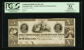Obsoletes By State:Ohio, Cleveland, OH- The Commercial Bank of Lake Erie $5 Proof G44 Wolka0720-23. ...